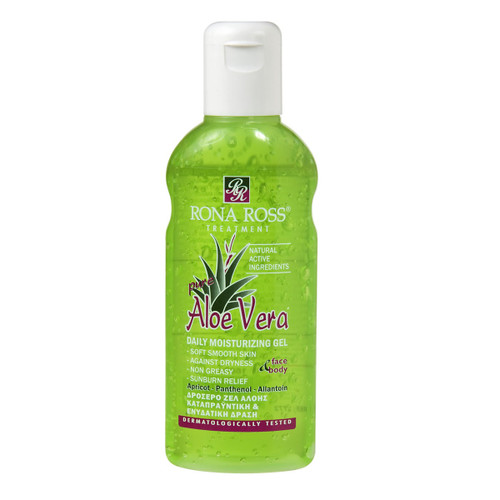 Rona Ross Aloe Vera daily moisturising gel aftersun