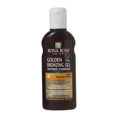 Rona Ross Golden Bronzing gel SPF6