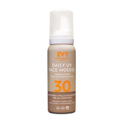 Evy technology daily UV face mousse 75ml