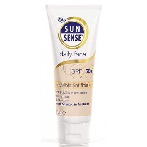 Sunsense Daily Face SPF50 sun protection 75g
