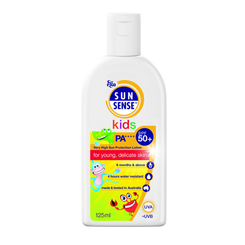 Sunsense Kids SPF50+ Sunscreen (125ml)