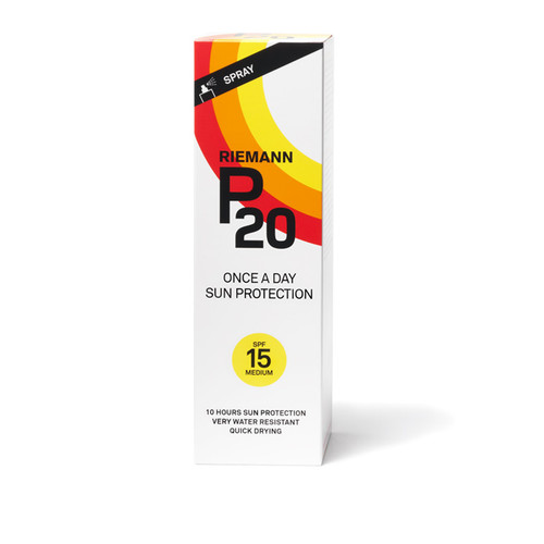 Riemann P20 SPF15 sunscreen spray 100ml