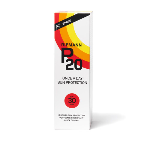 Riemann P20 SPF30 sunscreen spray 100ml