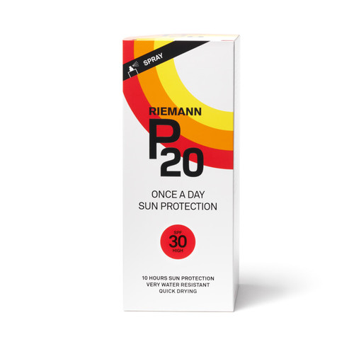 Riemann P20 SPF30 sunscreen spray 200ml