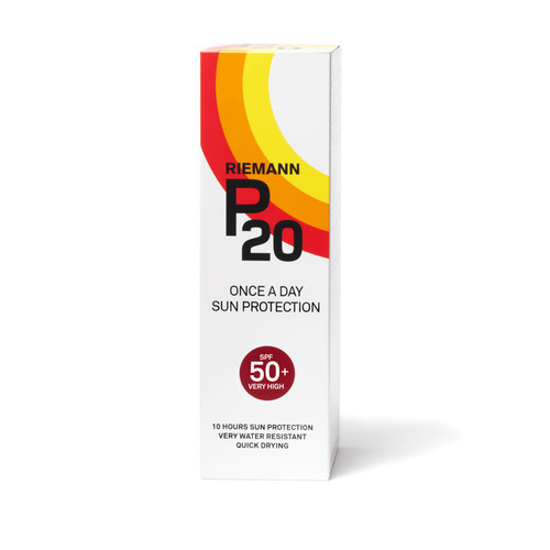 Riemann P20 SPF50 sunscreen spray 100ml