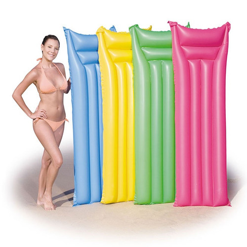 Bestway basic inflatable pool mattress