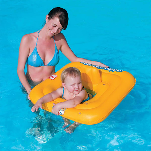Bestway inflatable baby swim support seat