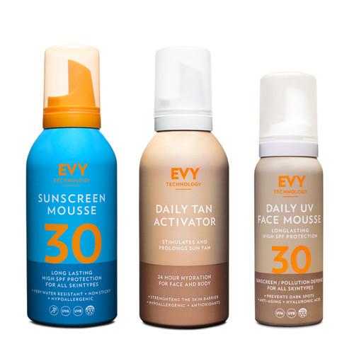 Evy Technology proderm winter sun pack
