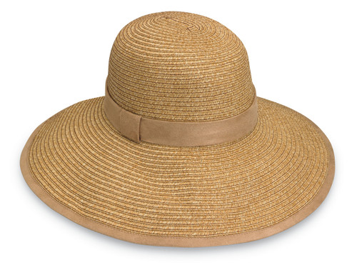 Womens Wallaroo celeste uv upf50 sun hat