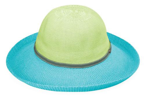 Womens Wallaroo hat company victoria two toned