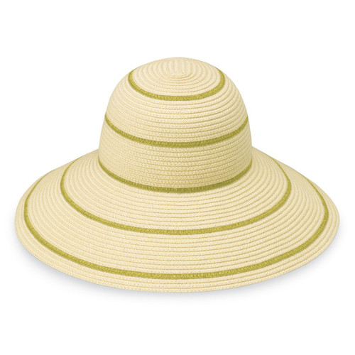 Womens Wallaroo Savannah upf50 hat pistachio