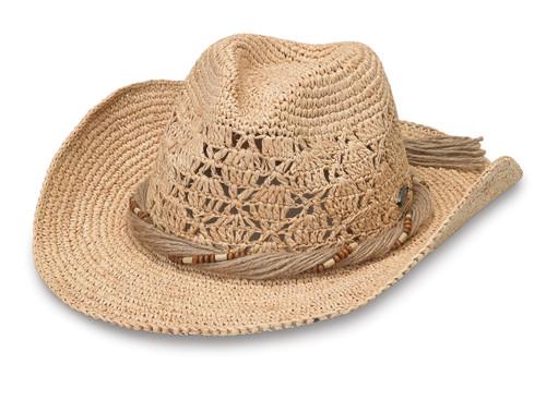 Womens Wallaroo tina cowboy hat
