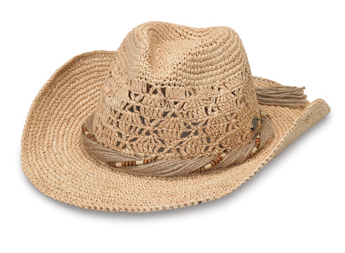 Womens Wallaroo tina cowboy hat
