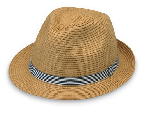 Womens Wallaroo hat company trilogy trilby hat