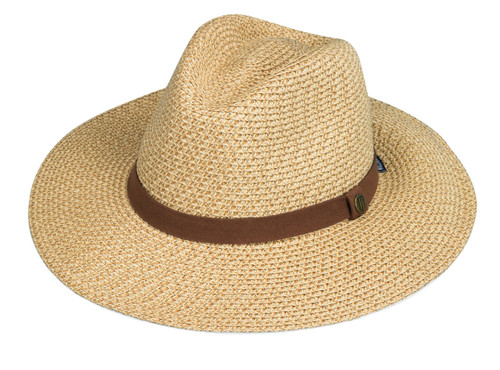 Mens Wallaroo Outback UPF50+ Hat natural