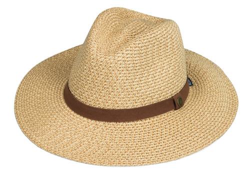 Mens Wallaroo Outback UPF50+ Hat natural