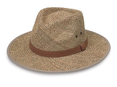 Wallaroo mens charleston UPF50 hat