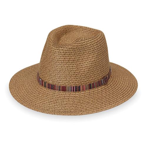 Womens Wallaroo Petite Sedona UPF50+ Sun Hat