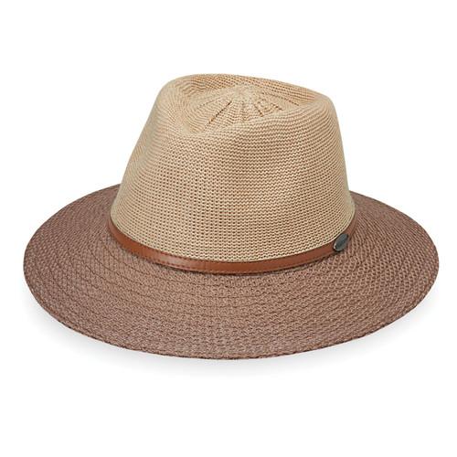 Wallaroo Monroe UPF50+ Sun Hat beige Mocha