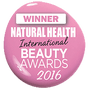 Natural health beauty awards winner sunscreen