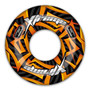 "Bestway Xtreme 47"" inflatable pool ring orange"