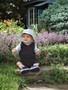 Baby wallaroo lorikeet UPF50+ UV sun hat