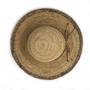 Womens Wallaroo camille raffia beach hat mushroom top