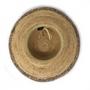 Womens Wallaroo camille raffia beach hat mushroom bottom