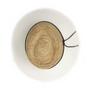 Wallaroo Laguna fedora white natural hat top