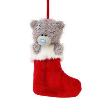 "4"" Me to You Bear In Stocking"