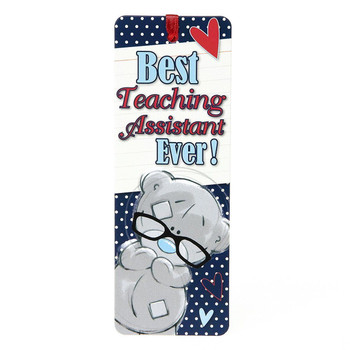 Me to You Tatty Teddy Best Teaching Assistant Ever Bookmark