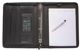 A4 Deluxe Folder with Calculator
