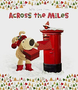 Boofle Across The Miles Christmas Card