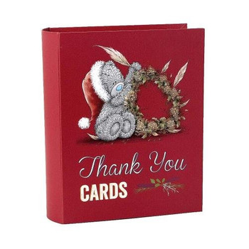 Thank You 20 Card 4 Different Designs Me to You Bear Adorable Christmas Cards
