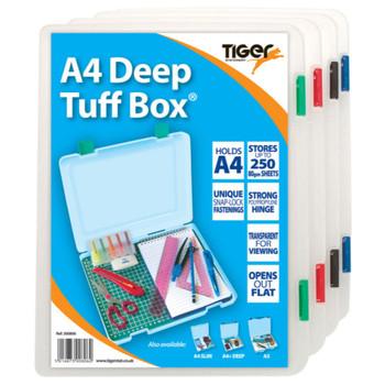 A4 Tuff Box Deep