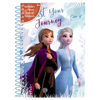 Frozen 2 A5 Soft Cover Note Book