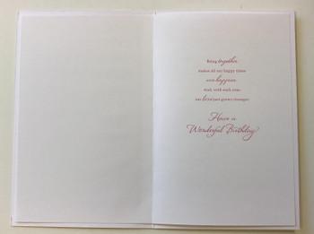 Happy Birthday 70th Wife
