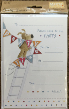 Boofle Party Invitations Pack Of 40 Birthday All Occasions