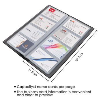 Business Card Holder - 64 Cards
