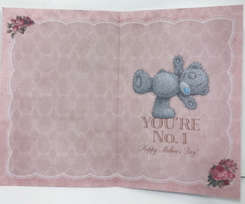 Me to You Mother's Day MUM Card With Love Tatty Teddy