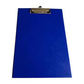 Janrax A4 Blue PVC Single Clipboard