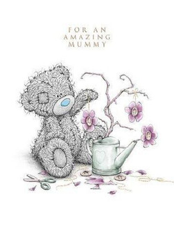 Me to You For An Amazing Mummy Mother's Day Card Tatty Teddy