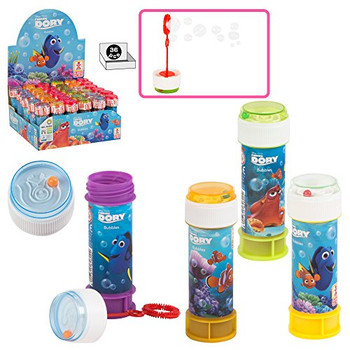 Box of 36 Assorted Finding Dory Tubs 60ml