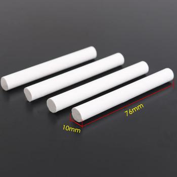 Box of 100 White Chalk Sticks - Non Toxic