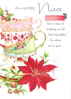 Hallmark 'For a Lovely Niece' Lucy Cromwell Designs