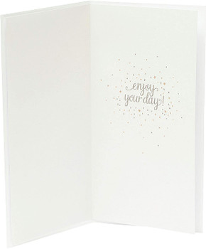 100th Birthday Card Luxury Age 100 card