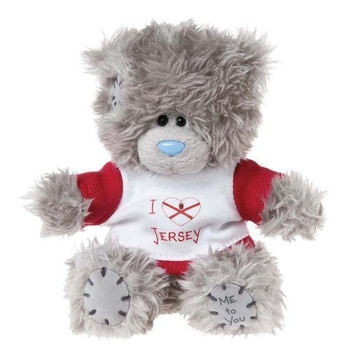 "5"" I Love Jersey T-Shirt Me to You Bear tetty teddy"
