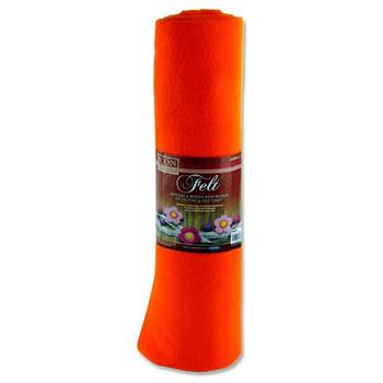 45cm X 5m Orange Felt Roll by Icon Craft