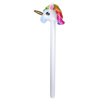 Inflatable Unicorn Stick 110cm