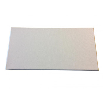 15x30cm Stretched Mini Canvas 280gsm
